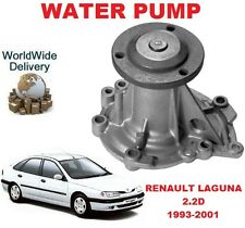 FOR RENAULT LAGUNA 2.2 DT ESTATE HATCHBACK 1993-2001 NEW WATER PUMP