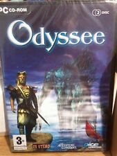 ODYSSEE The Search For Ulysses Adventure PC-CD ROM 2 Disc NEW Sealed POST FREE