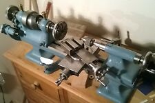 "Precision WATCHMAKER LATHE 10 MM 70 MM CENTER HIGHT 20"" BED"