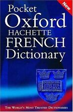 Pocket Oxford Hachette French Dictionary, , Good Book