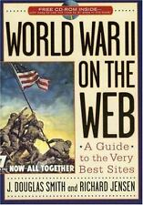 World War II on the Web: A Guide to the Very Best Sites with free CD-R-ExLibrary