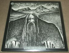 ILDJARN/HATE FOREST-THOSE ONCE MIGHTY FALLEN-2013 2xLP GREY/B VINYL-LIMITED-NEW