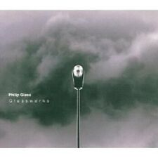 "PHILIP GLASS ""PHILIP GLASS: GLASSWORKS"" CD NEUWARE"