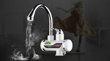 2000w Digital Electric Instantly Hot Water Heating Heater Faucet Bathroom