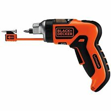 Black & Decker LI4000 4-Volt SmartSelect Screwdriver Kit #1250
