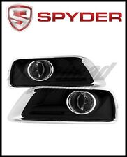 Spyder Chevy Malibu 2012-2015 OEM Fog Light W/Universal Switch- Clear