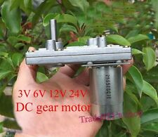 3V 6V 12V 24V DC gear motor 555 TAKANAWA gear motors high torque low noise