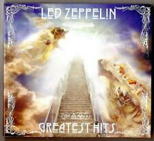 Led Zeppelin Greatest Hits Best Songs CD 2-disc Set in Cardboard Box Sealed