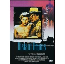 Distant Drums (1951) DVD -  Gary Cooper (New & Sealed)