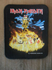 Iron Maiden Holy Smoke patch sew on Vintage