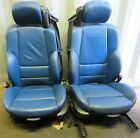 Genuine Used M Sport Blue Leather Interior for BMW E46 M3 3 Series Convertible