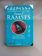 IL ROMANZO DI RAMSES II - LA DIMORA MILLENARIA, CHRISTIAN JACQ, MONDADORI