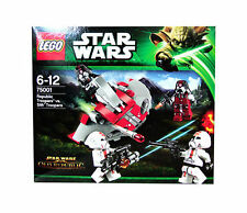 LEGO Star Wars Republic Troopers vs. Sith Troopers 75001 New