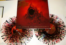 Death The Sound Of Perseverance 2 LP splatter colored vinyl Chuck shuldiner new