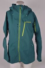 2016 NWOT WOMENS PATAGONIA PIOLET JACKET $300 S green lime yellow lightweight