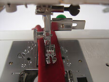 JANOME Sewing Machine ADJUSTABLE ZIPPER FOOT Cat A/B 200342003 (1st Class Post)