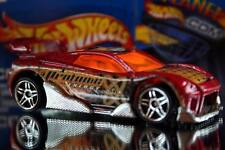 2002 Hot Wheels Planet Hot Wheels.com Protonic energy car MS-T Suzuka red