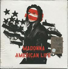 MADONNA - American life - CDs SINGOLO CARD SLEEV SEALED