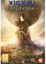Sid Meier's Civilization VI 6 - Steam Digital Key - PC Game Code [EU] [UK] NEW