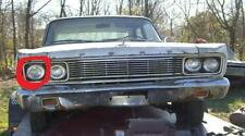 1965 FORD FAIRLANE 500 CHROME HORN RING PROJECT PARTS MORE JUNKYARD SWAP MEET 63