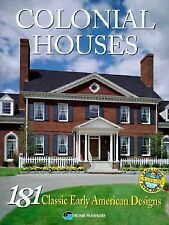 Colonial Houses (Home Plans)