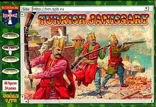 Orion Models 1/72 TURKISH JANISSARY 17th Century Figure Set
