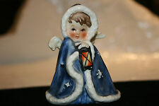 Goebel Rob 412 Angel Lantern  Figurine - 1958