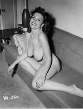 1960s Dottie Reeka Big breasts vintage nude 3 8 x 10 Photograph