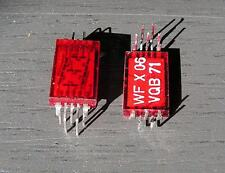 VQB71 7-SEGMENT CC LED DISPLAY NOS LOT OF 20 pcs.