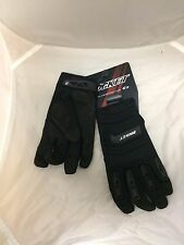 JOE ROCKET MENS VELOCITY MESH BLACK MOTORCYCLE GLOVES EXTRA LARGE XL