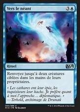 MTG Magic M15 - (4x) Into the Void/Vers le néant, French/VF