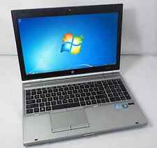"HP EliteBook 8560p 15.6"" Notebook - Intel Core i7 2.70 GHz, 4 GB RAM, 320 GB HDD"