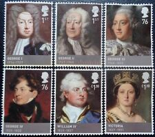 GB 2011 House of Hanover Off Paper Used Set