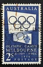 Timbre AUSTRALIE / Stamp AUSTRALIA Yvert et Tellier n°215 obl (Cyn22)