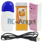 Pro Hair Removal Roll-On Depilatory Heater Wax Waxing Warmer Paper Kit Tools