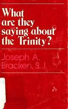 What are they saying about the Trinity? (A Deus book)