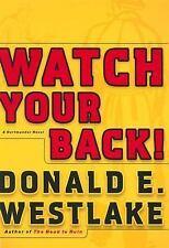 Watch Your Back! (Dortmunder Novels)-ExLibrary