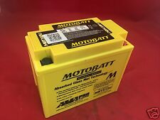 AGM Harley Davidson Battery by MotoBatt MBTX12U for V-Rod & 04 & Up Sportster