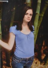 ALEXIS BLEDEL - A3 Poster (ca 42 x 28 cm) - Gilmore Girls Clippings Fan Sammlung