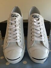 Men's New Jack Purcell Converse Trainers BNIB Leather 10 UK Rare RRP £99