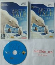 ARCTIC TALE (Wii) & U-NORTH POLE ARTIC POLAR BEAR SNOW ICE WINTER GAME=VGC✔