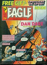 EAGLE weekly British comic book May 7 1983 VG+ Spotlight on Sport insert