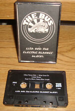 THE BUS  LISA AND THE ELECTRIC BLANKET DEMO CASSETTE TAPE 1990 PRIVATE ROCK RARE