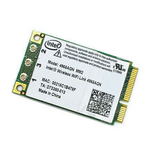 Intel 4965AGN MM2 2.4/5GHz Mini PCI-Express Wireless Wifi 802.11n 300Mbps Card
