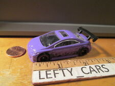 HOTWHEELS 2006 HONDA CIVIC Si SCALE 1/64 - LOOSE! NO BOX! RARE PURPLE PAINT