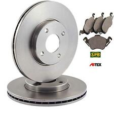 Ford Focus mk1 front discs and pads  1998-2005