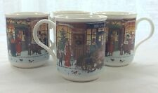 4 Crown Trent China Limited Edition Christmas Cups England Boulton's  Store