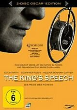 THE KING'S SPEECH - DIE REDE...(SPECIAL EDT.) 2 DVD NEU