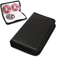 80er CD DVD VCD Disc Aufbewahrung Box Case Tasche Hülle Mappe Koffer Wallet Neu