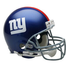 NEW YORK GIANTS RIDDELL NFL FULL SIZE AUTHENTIC PROLINE FOOTBALL HELMET